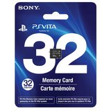 Memory Card -- 32GB (PlayStation Vita)
